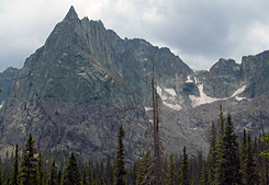 Lone Eagle Peak - Indian Peaks Wilderness Area